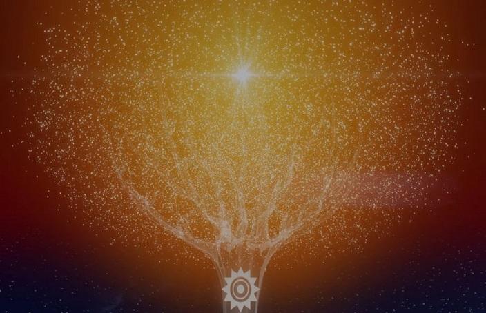 Albero di Natale, albero della vita
